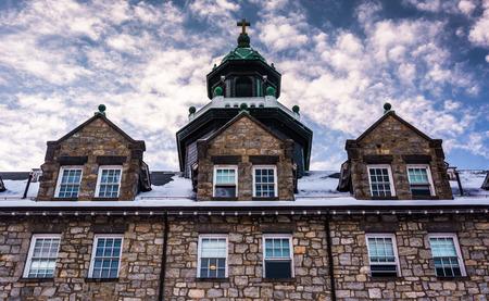 saint: The seminary at Mount Saint Marys University, in Emmitsburg, Maryland. Editorial
