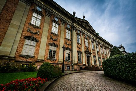 stan: The House of Nobility, Riddarhuset, in Galma Stan, Stockholm, Sweden. Editorial