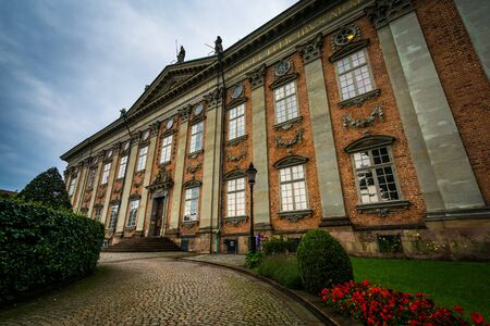 nobility: The House of Nobility, Riddarhuset, in Galma Stan, Stockholm, Sweden. Stock Photo