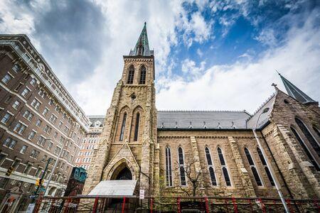 délivrance: La cathédrale Deliverance New Refuge, à Mount Vernon, Baltimore, Maryland.