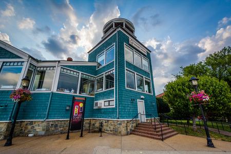 alexandria: Waterfront restaurant, in Alexandria, Virginia.