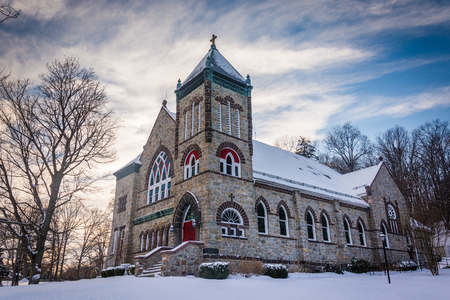 Saint Anthonys Shrine, in Emmitsburg, Maryland.