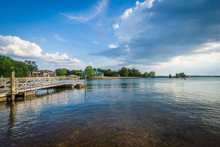 Lake Norman, a Ramsey Creek Park, a Cornelius, Carolina del Nord.