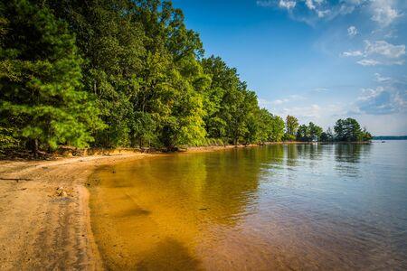 charlotte: Lake Norman, at Jetton Park, in Cornelius, North Carolina.