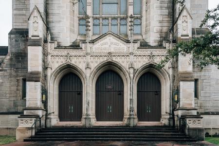 St  Paul's United Methodist Church, in Houston, Texas