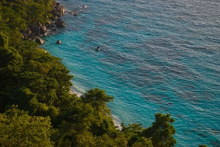 Koh Similan is the real paradise on earth. photo