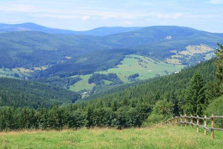 krkonose: Krkonose Mountains, Czech Republic.