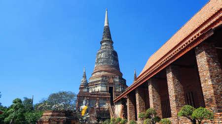 chaimongkol: Wat Yai Chaimongkol  in Ayutthaya