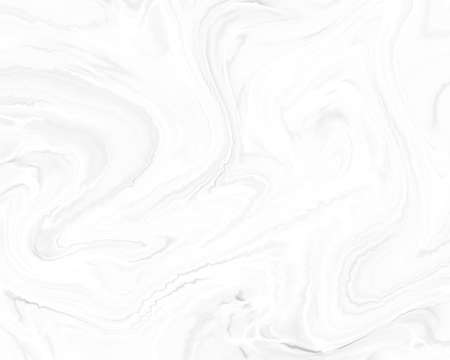 Abstract Liquid Grey and white color, curve lines marble pattern textures, watercolor decoration fluid flowing acrylic art modern cool background, creative paint brush color Stok Fotoğraf
