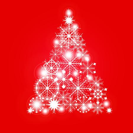 christmas: Christmas tree