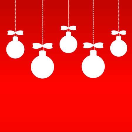 christmas ball: christmas design