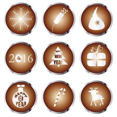 bagful: christmas design