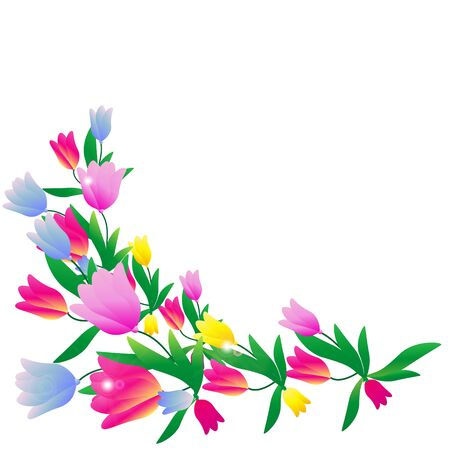yelllow: flowers
