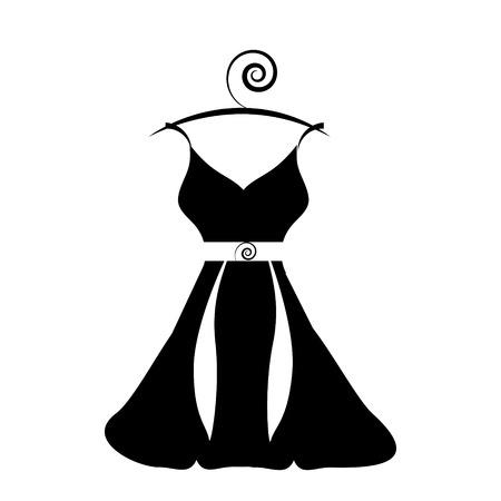 design: Dress design Illustration