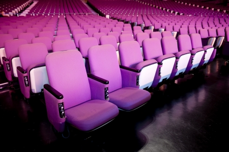 Theater Seat photo