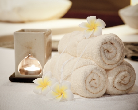 Wellness and spa concept  Stock Photo