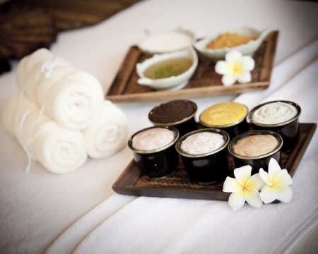 day spa: Spa treatment