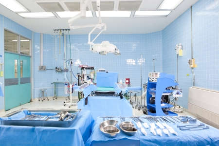 Operating room in a hospital Stock Photo - 24152738