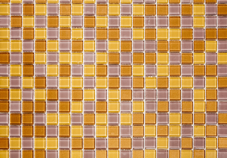 Background of colorful tiles