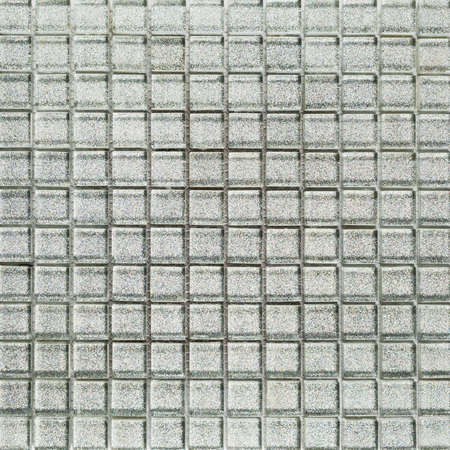 Background of grey tiles