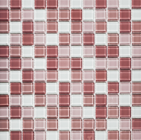 Background of brown tiles Stock Photo
