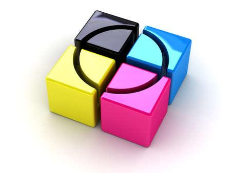kan worden gebruikt als merk of een afbeelding op een polygraphic thema