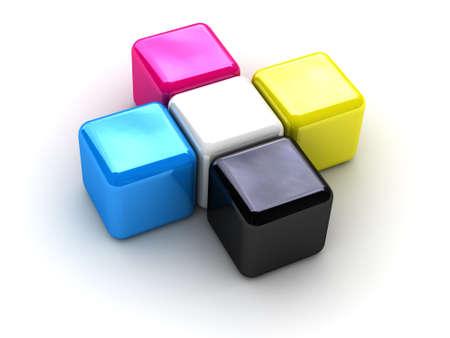 Conceptueel beeld kan worden gebruikt als een merk of een illustratie op een polygraphic thema