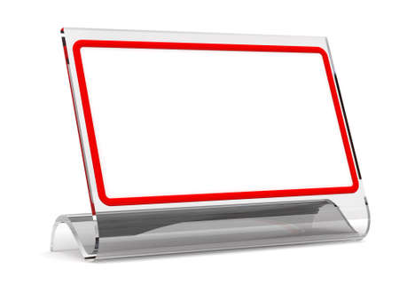 The image is a framework in which it is possible to insert any inscription (for printing and web) Stock Photo - 11556568