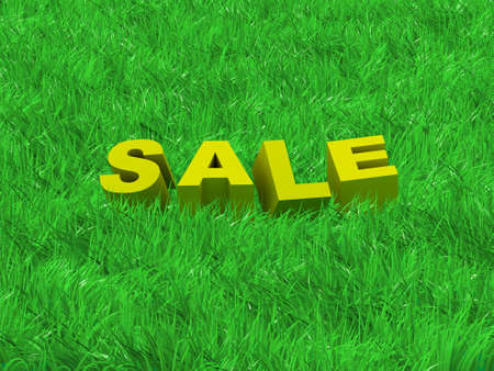 Sale of a summer collection  image can be used for printing or web Stock Photo - 15060003