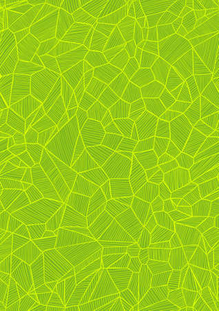Tillable green pattern can be used for  pattern fills, web page background and textures