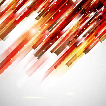 Abstract futuristic lines background.