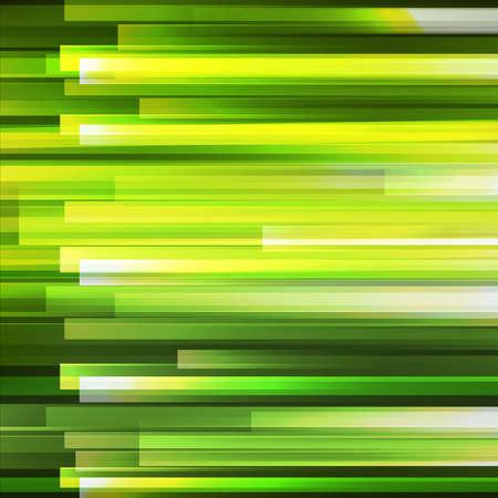 horisontal: Abstract green horisontal vector background. Lighting effect banner.