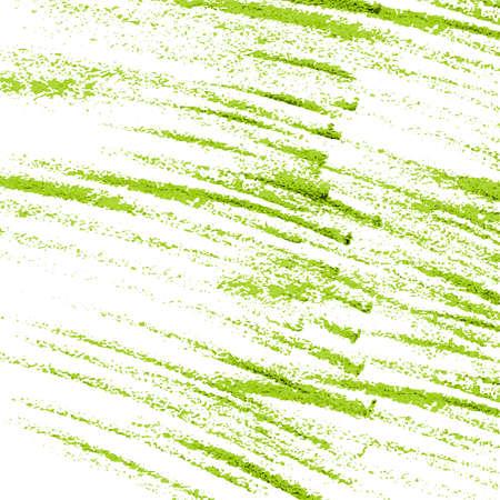 Vector green pencil strokes abstract background. Sketch grass theme. Vector