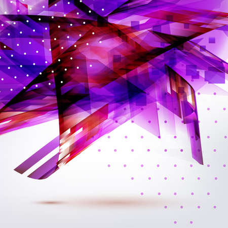 bright colors: Bright colors purple abstract vector background. Medic technology banner. Illustration