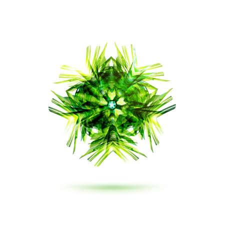 complex: Strong energy, Green very complex star.