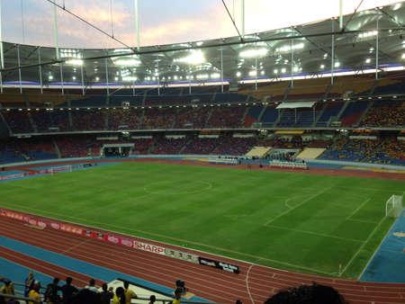 bukit: Bukit Jalil stadium  Stock Photo