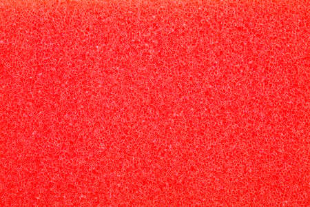 Background with red, porous structure as capillaries, texture