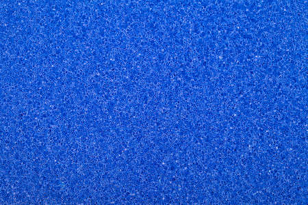 Background with blue, porous structure as capillaries, texture