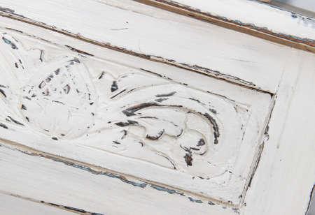 muebles antiguos: muebles de madera de estilo shabby chic
