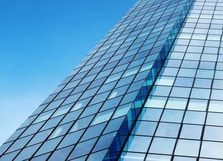 ventanas de un edificio moderno Foto de archivo