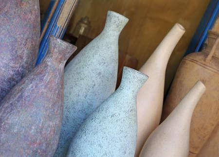 ceramiki: wazony ceramiczne