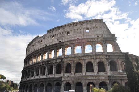 Colliseum of Rome Stock Photo - 13230729