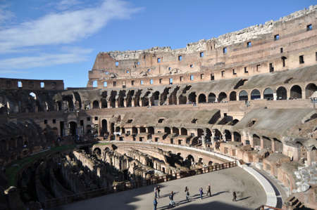Colliseum of Rome Stock Photo - 13226177