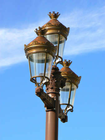iluminate: Streetlight Stock Photo