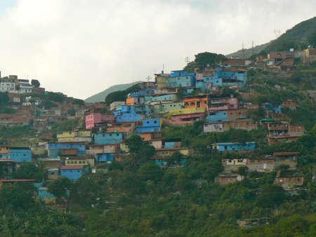 venezuela: Favela in Caracas