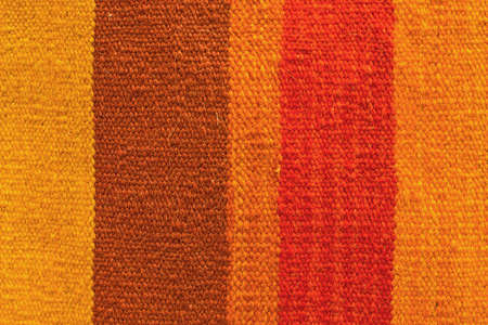 Colorful doormat for clean and wipe feet photo