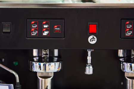 Control buttons Coffee Maker