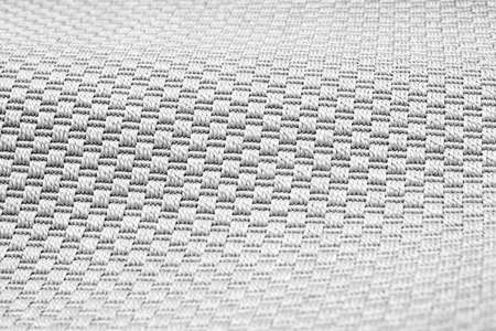 Fine pattern of white-gray fabric floor