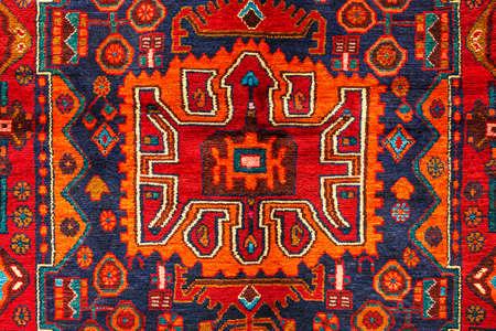 Beautiful Azerbaijan Caucasian rugs details