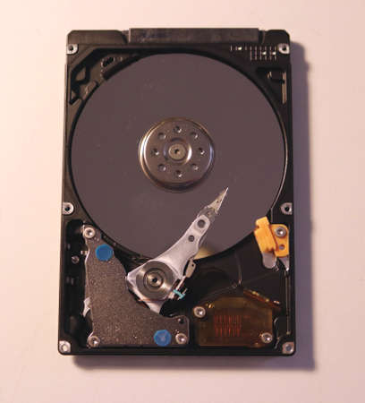Mechanical Computer Hard Disk Drive